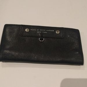 Genuine leather wallet by Mark Jacobs ⭐⭐⭐